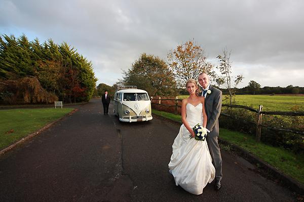 Hickstead Hotel wedding