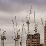 london landscapes, architecture, buildings, construction, skyline