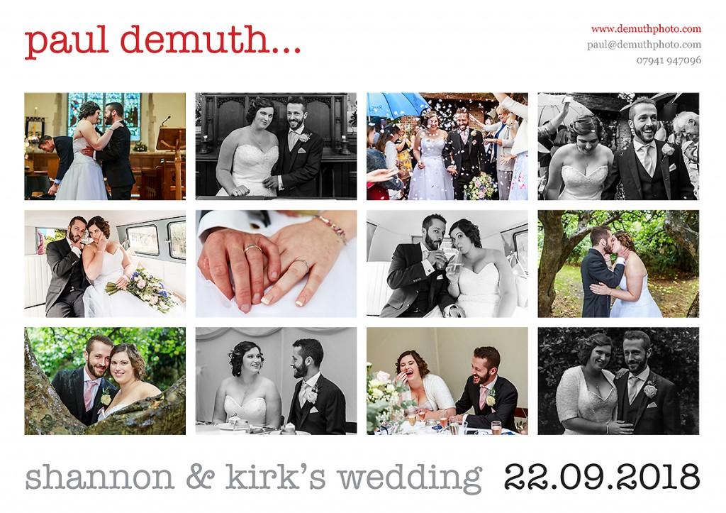 Shannon & Kirk Youtube Slideshow